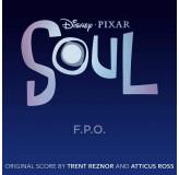 Soundtrack Soul Score By Trent Reznor & Atticus Ross LP
