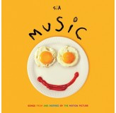 Sia Music Songs From And Inspired By The Motion Picture CD