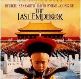 Soundtrack Last Emperor Music By Ryuichi Sakamoto, David Byrne & Cong Su CD
