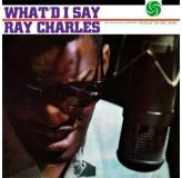 Ray Charles Whatd I Say Mono LP