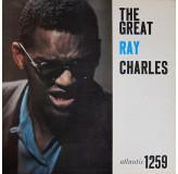 Ray Charles The Great Ray Charles Mono LP