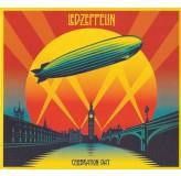 Led Zeppelin Celebration Day CD2+DVD