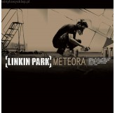 Linkin Park Meteora Rsd 2021 Aqua Blue Vinyl LP2