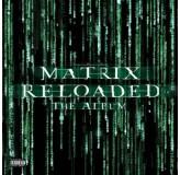 Soundtrack Matrix Reloaded Transparent Green LP3