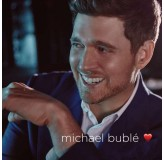 Michael Buble Love Red Vinyl LP