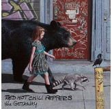 Red Hot Chili Peppers Getaway CD