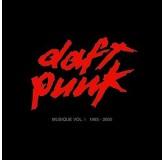 Daft Punk Musique Vol.1 1993-2005 CD