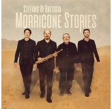 Steffano Di Battista Morricone Stories CD