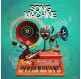 Gorillaz Presents Song Machine, Season One Ltd. Orange Vinyl LP