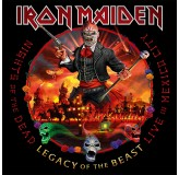 Iron Maiden Nights Of The Dead Legacy Of The Beast Live In Mexico LP3