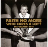 Faith No More Who Cares A Lot Greatest Hits Gold Vinyl LP2