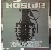 Various Artists Hostile Hip-Hop Limited Gold LP