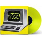 Kraftwerk Computer World English Version Coloured Vinyl LP