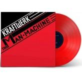 Kraftwerk Man Machine English Version Coloured Vinyl LP