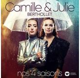 Camille & Julie Barthollet Vivaldi Les Quatros Saisons CD