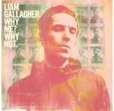 Liam Gallagher Me Why Not. Coloured Vinyl LP