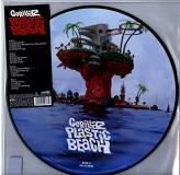Gorillaz Plastic Beach Picture Vinyl LP2