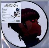Gorillaz Demon Days Picture Vinyl LP2