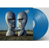Pink Floyd Division Bell 25Th Anniversary Blue Vinyl LP2