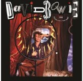 David Bowie Never Let Me Down Remaster CD