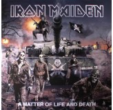 Iron Maiden A Matter Of Life And Death 2019 Remaster CD