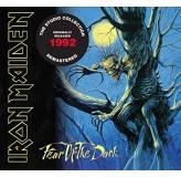 Iron Maiden Fear Of The Dark Remaster 2019 CD