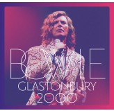 David Bowie Glastonbury 2000 CD2+DVD