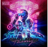 Muse Simulation Theory Deluxe CD
