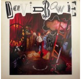 David Bowie Never Let Me Down LP