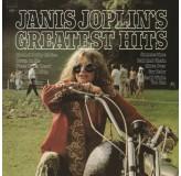 Janis Joplin Greatest Hits LP