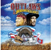 Various Artists Outlaws & Armadillos CD2