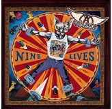 Aerosmith Nine Lives LP2