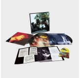Jimi Hendrix Electric Ladyland Deluxe Edition LP6+BLU-RAY