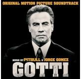 Soundtrack Gotti Music By Pitbull & Jorge Gomez CD