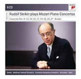 Peter Serkin Plays Mozart CD6