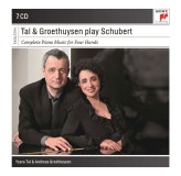 Yaara Tal Andreas Groethuysen Plays Schubert CD7
