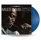 Miles Davis Kind Of Blue Blue Vinyl LP