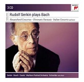 Rudolf Serkin Plays Bach CD3