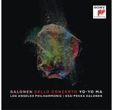 Yo-Yo Ma Salonen Cello Concerto CD
