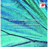 Mirijam Contzen Herbert Schuch Salieri, Nepomuk Hummel, Vorišek CD