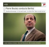 Pierre Boulez Conducts Berlioz CD4