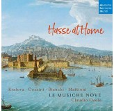 Veronika Kralova Le Musiche Nove Hasse Hasse At Home, Cantatas And Sonatas CD