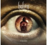 Haken Visions Re-Issue CD
