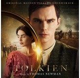 Soundtrack Tolkien Music By Thomas Newman CD