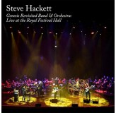 Steve Hackett Genesis Revisited Band & Orchestra Live At The Royal Festival Hall CD2+DVD