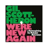Gil Scott-Heron Were New Again CD