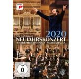 Andris Nelsons Wiener Philharmoniker New Years Concert 2020 DVD