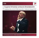 Eugene Ormandy Conducts Shostakovich CD3