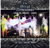 Neal Morse Band Great Great Adventour Live In Brno 2019 CD2+BLU-RAY2