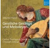 Cantus Thuringia Franck Geistliche Gesang Und Melodyen CD